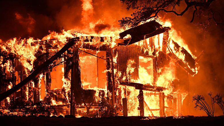 Fargo Invaders Start Benefit Fund For Santa Rosa Wildfire Victims