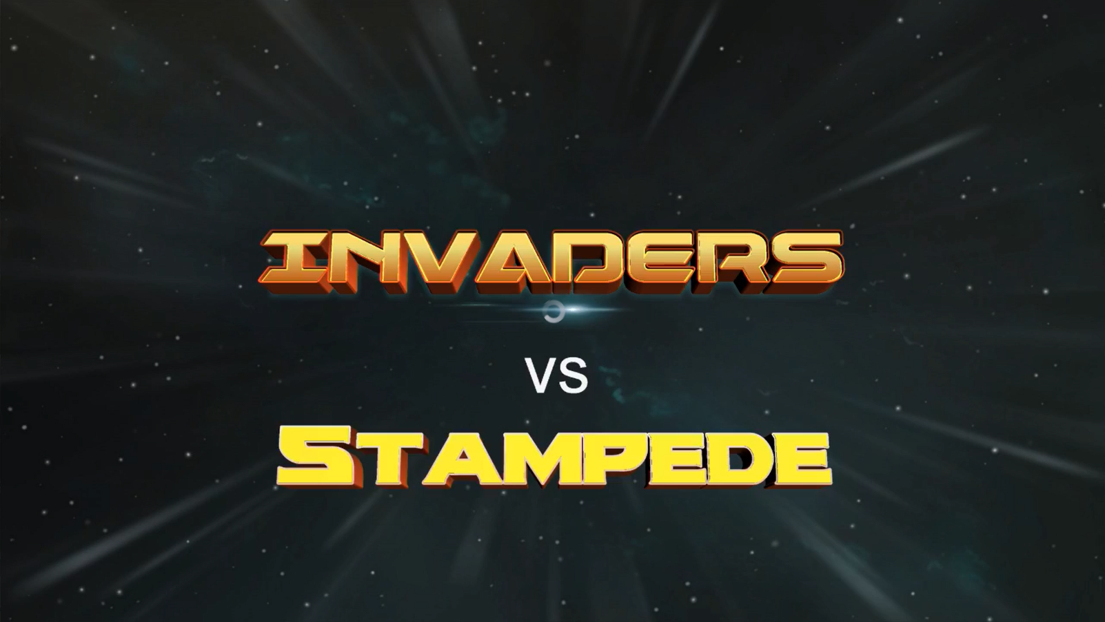 WATCH LIVE – Invaders @ Stampede