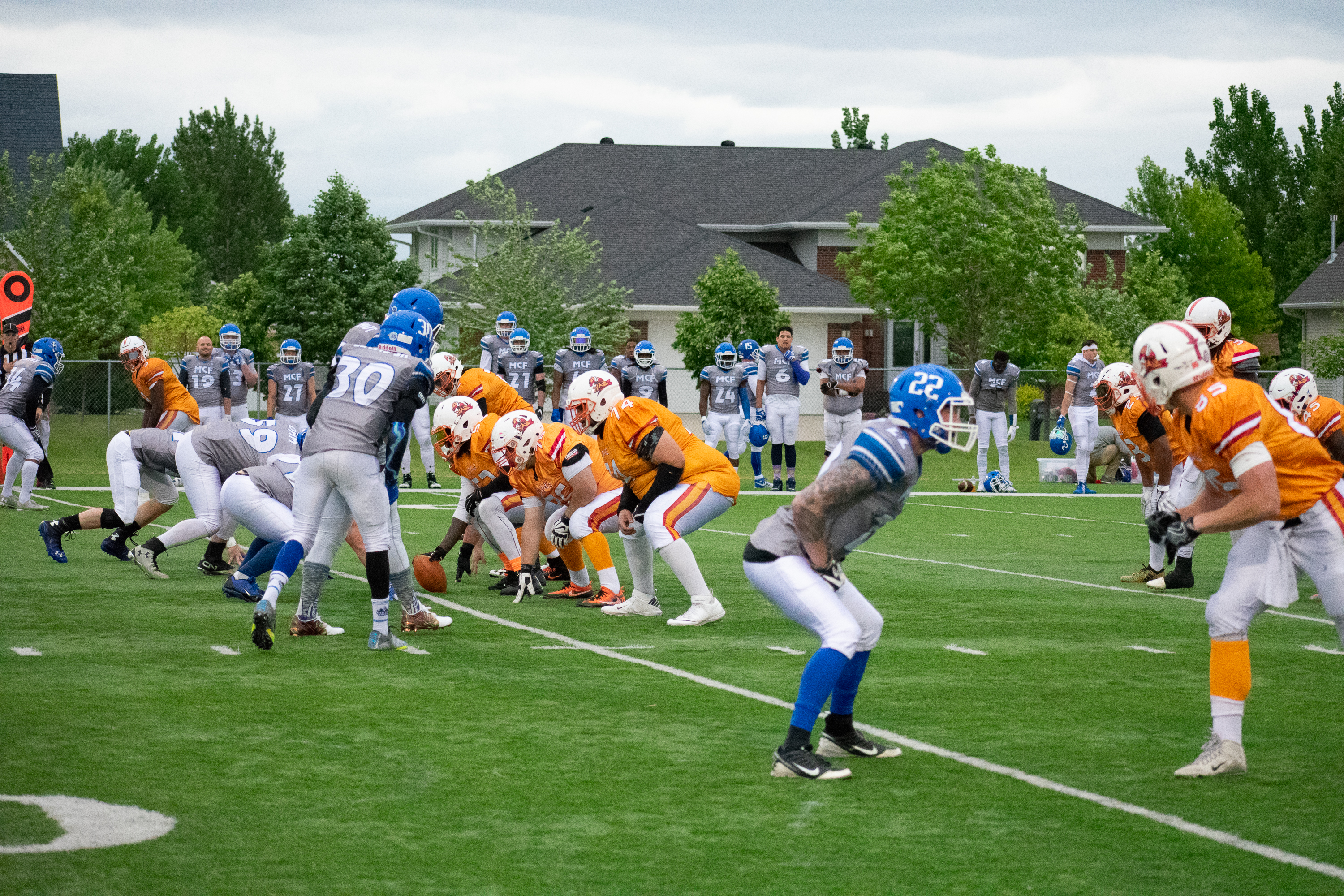 Invaders Shut Out Med City Freeze, Move To 3-1