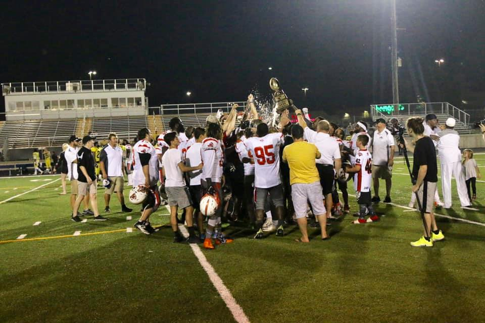 Fargo Invaders Win Elite Bowl XII